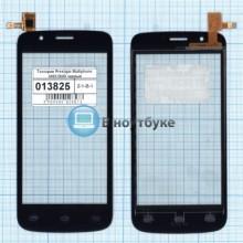 Сенсорное стекло (тачскрин) Prestigio Multiphone 5453 DUO черный
