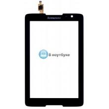 Сенсорное стекло (тачскрин) Lenovo A8-50 A5500 черный