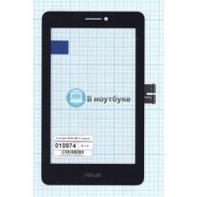 Сенсорное стекло (тачскрин) Asus FonePad 7 ME175 черный