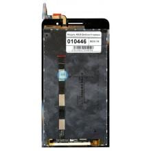 Модуль (матрица + тачскрин) ASUS Zenfone 6  черный