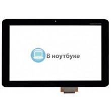 Сенсорное стекло (тачскрин) Acer Iconia Tab A200 черное