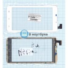 Сенсорное стекло (тачскрин) Explay Tab mini белый