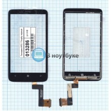Сенсорное стекло (тачскрин) HTC 7 Trophy черный