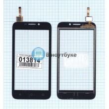Сенсорное стекло (тачскрин) Huawei Ascend Y5C Y541-U02 черный