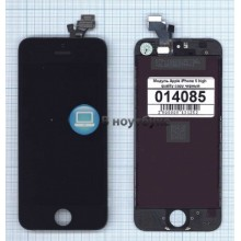 Модуль (матрица + тачскрин) Apple iPhone 5/5g черный