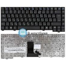 Клавиатура для ноутбука ASUS A6R A6 A6M A6Rp A6T A6Tc A6U A3G A3N A3000 A6000 G1S черная