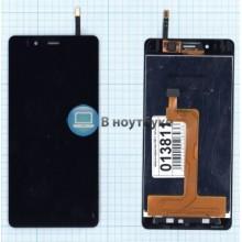 Модуль (матрица + тачскрин) Highscreen ICE 2 черный