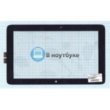 Сенсорное стекло (тачскрин) HP Pavilion X360 черное 11.6 дюймов