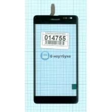 Сенсорное стекло (тачскрин) Nokia Lumia 535 1973 черный