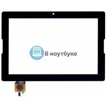 Сенсорное стекло (тачскрин) Lenovo A7600 черное