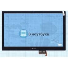 Сенсорное стекло (тачскрин) Acer Aspire V5-571 черное