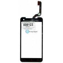Сенсорное стекло (тачскрин) HTC Butterfly X920E черный