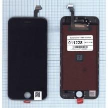 Модуль (матрица + тачскрин) Apple iPhone 6 черный