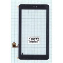 Сенсорное стекло (тачскрин) FPC-C070T1283AA0 черный