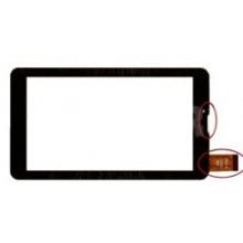Сенсорное стекло (тачскрин) HS1275 V106pg  черный